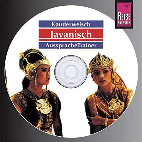 Javanisch AusspracheTrainer, 1 Audio-CD: David, Bettina