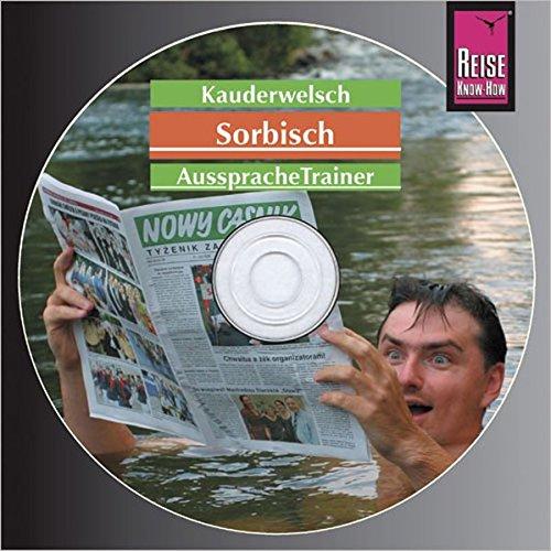 9783831762491: Sorbisch. Kauderwelsch AusspracheTrainer. CD