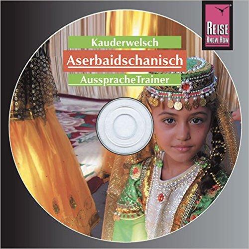 9783831762521: Aserbaidschanisch AusspracheTrainer
