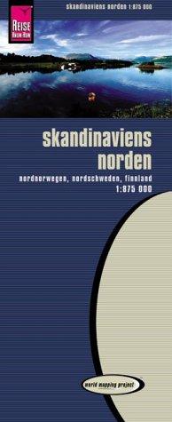9783831770489: Skandinaviens Norden 1 : 875 000.