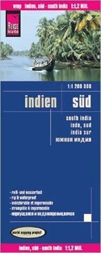 9783831770847: India Süd : 1/1 200 000