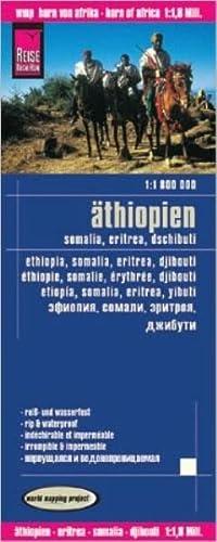9783831770946: Athiopien, Somalia, Eritrea, Dschibuti = Ethiopia, Somalia, Eritrea, Djibouti = Ethiopie, Somalie, Erythree, Djibouti