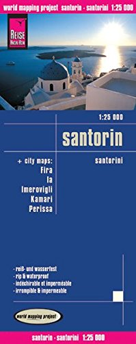 9783831771028: Santorini 2010: REISE.2740