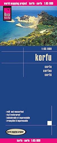 9783831771875: Korfu = Corfu = Corfou = Corfu