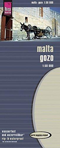 9783831771974: Malta, Gozo : 1/50 000
