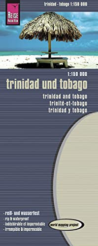 Trinidad and Tobago: Map