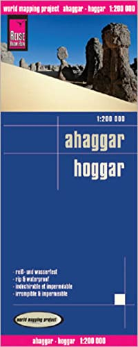 Ahaggar / Hoggar 2011: REISE.0100 (1200): Reise Know-How Verlag