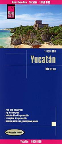 9783831772667: Yucatán rkh r/v (r) wp GPS