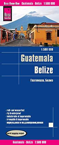 9783831772889: Guatemala, Belize = Gvatemala, Beliz