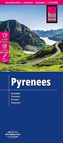 9783831772896: Pyrenaen = Pyrenees = Pyrenees = Pirineos = Pirenei
