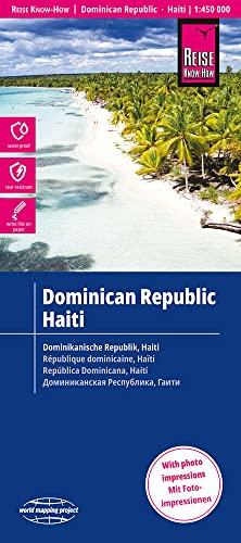 Dominikanische Republik, Haiti = Dominican Republic, Haiti: Reise Know-How Verlag