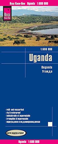 9783831774012: Uganda: world mapping project / reiß - und wasserfest