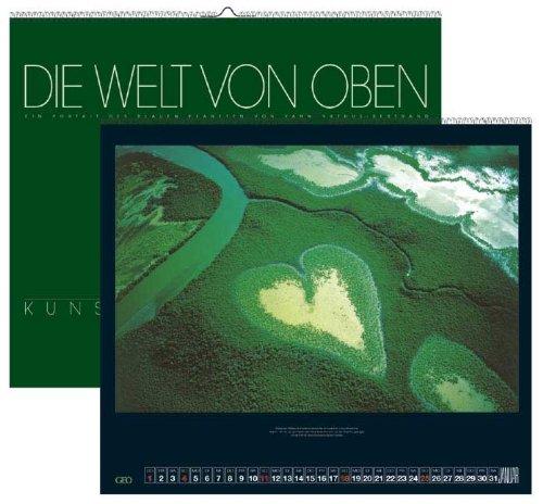 9783831808915: GEO Kunstkalender Die Welt von oben 2004 (Livre en allemand)