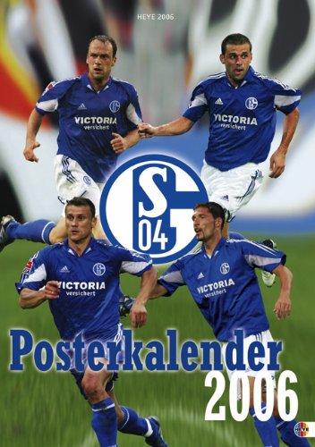 9783831826186: Schalke 04 Posterkalender 2007.