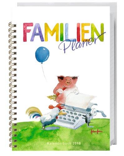 9783831851294: Helme Heine Familienplaner Buch 2010: Mit Schulferien