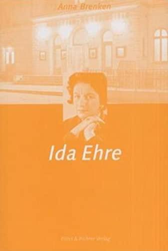 9783831900954: Hamburger K�pfe: Ida Ehre