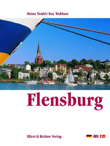 9783831902323: Flensburg. Eine Bildreise