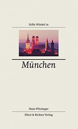9783831902798: Stille Winkel in München