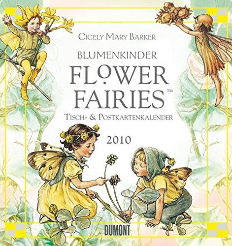 9783832012816: Blumenkinder / Flower Fairies 2010. Postkartenkalender