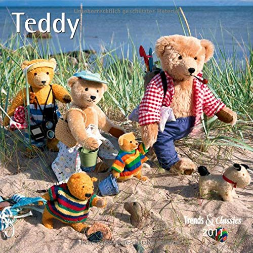9783832015121: Teddy 2011. Trends & Classics Kalender