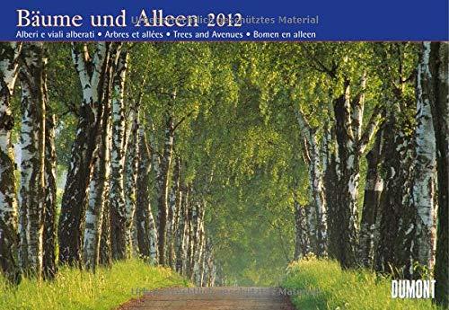 9783832018368: Bäume und Alleen 2012 Best of DuMont