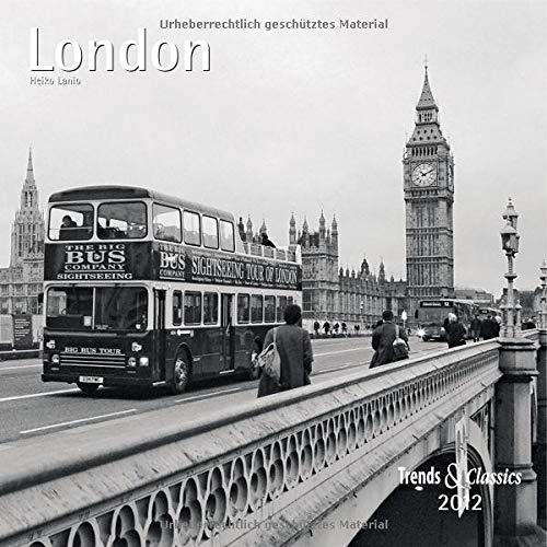 9783832019167: London 2012 Trends & Classics Kalender