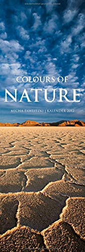 9783832020279: Colours of Nature 2012: Premiumkalender Vertical