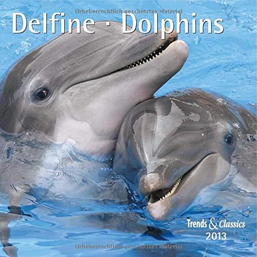 9783832020835: Delfine - Dolphins 2013. Trends & Classics Kalender