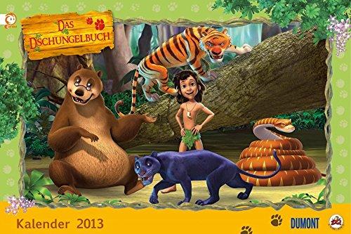9783832021894: Das Dschungelbuch 2013