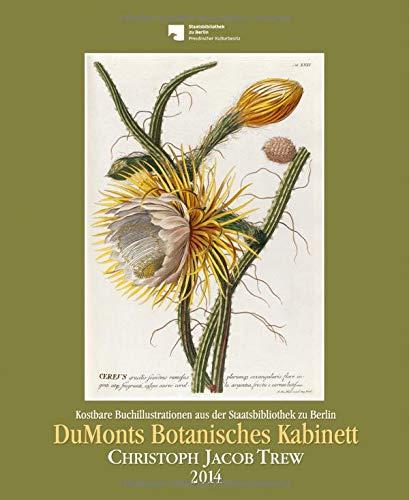 9783832025113: DuMonts Botanisches Kabinett 2014: Staatsbibliothek zu Berlin
