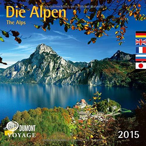 9783832029067: Die Alpen 2015