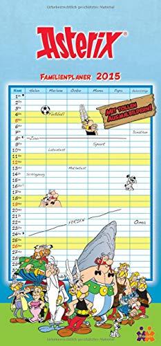 9783832029920: Asterix & Obelix. Familienplaner 2015
