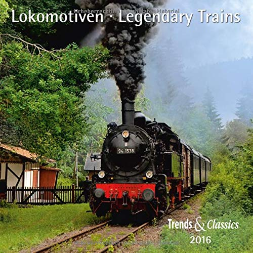 9783832031299: Lokomotiven T&C 2016