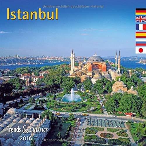 9783832031343: Istanbul, T&C- Kalender 2016