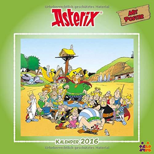 9783832032012: Asterix & Obelix - Friendz Wandkalender 2016