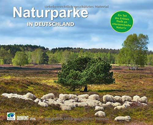 9783832032654: Naturparke - Nat�rlich vielf�ltig! 2016