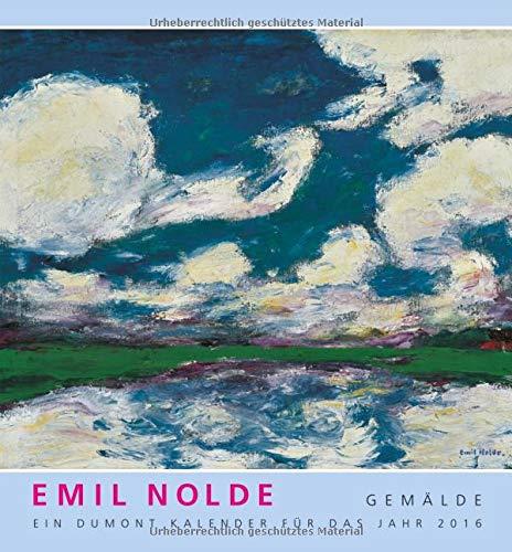 9783832032807: Emil Nolde: Gemälde 2016
