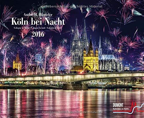 9783832033521: Köln bei Nacht 2016