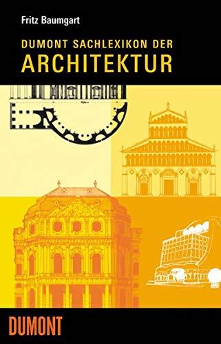9783832109066: DuMonts Sachlexikon der Architektur