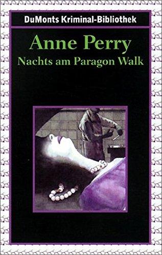 9783832123574: Nachts am Paragon Walk