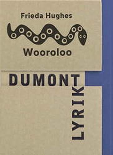 9783832158972: Wooroloo : Gedichte in zwei Sprachen , englisch - deutsch.