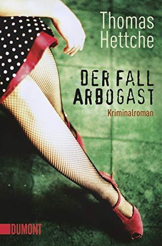 9783832161118: Der Fall Arbogast: Kriminalroman
