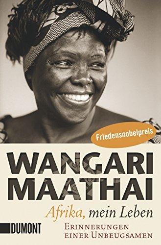 9783832161620: Afrika, mein Leben: Erinnerungen einer Unbeugsamen