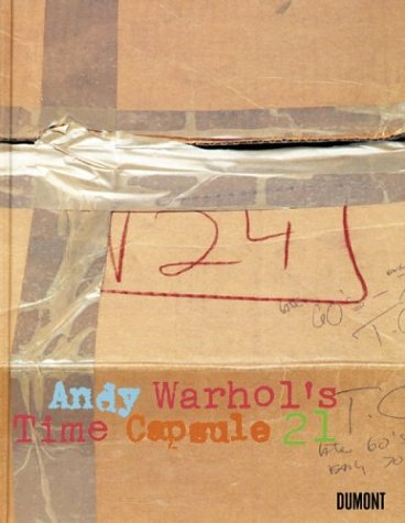 9783832173838: Andy Warhol's Time Capsule 21