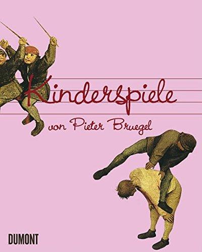 9783832175849: Die Kinderspiele von Pieter Brueghel