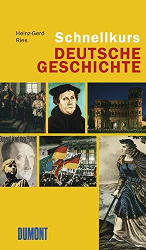 9783832176259: DuMont Schnellkurs Deutsche Geschichte