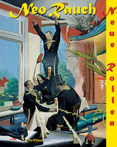 9783832177423: Neo Rauch: Neue Rollen: Paintings 1993-2006