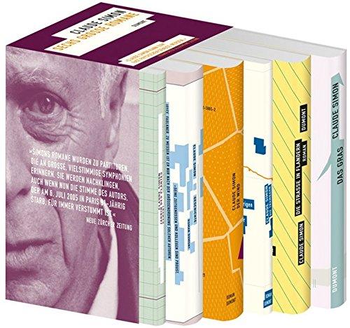 Sechs grosse Romane: Claude Simon