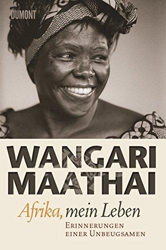 9783832180362: Afrika, mein Leben: Erinnerungen einer Unbeugsamen