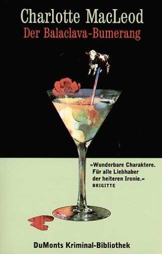 9783832183400: Der Balaclava-Protz / Der Balaclava-Bumerang